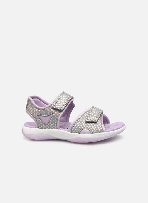 Sandales et nu-pieds Superfit Sunny Multicolore vue derrière