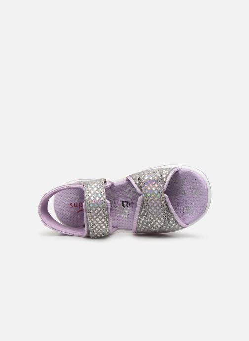 Sandales et nu-pieds Superfit Sunny Multicolore vue gauche