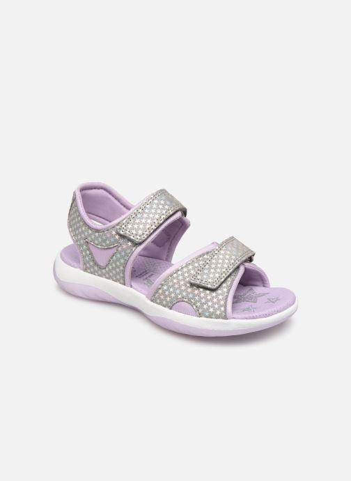 Sandales et nu-pieds Superfit Sunny Multicolore vue détail/paire