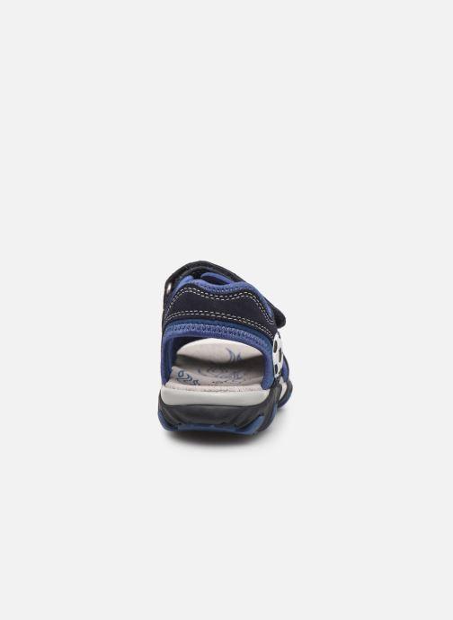 Sandales et nu-pieds Superfit Mike2 Bleu vue droite