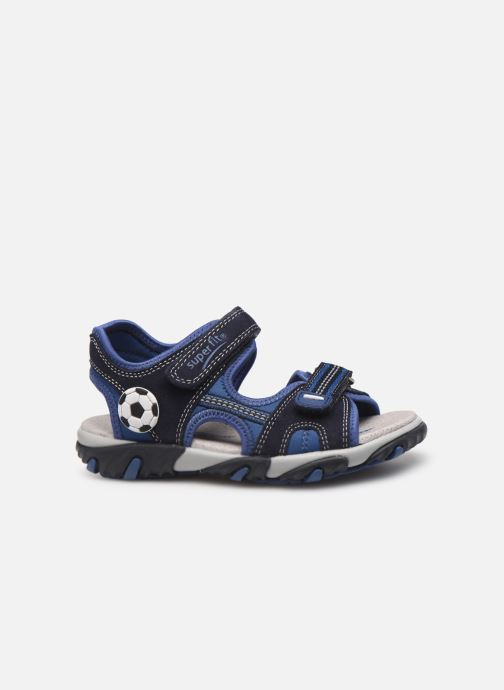 Sandales et nu-pieds Superfit Mike2 Bleu vue derrière