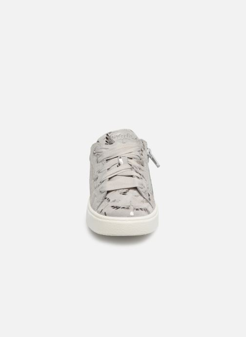 Baskets Superfit Heaven Gris vue portées chaussures