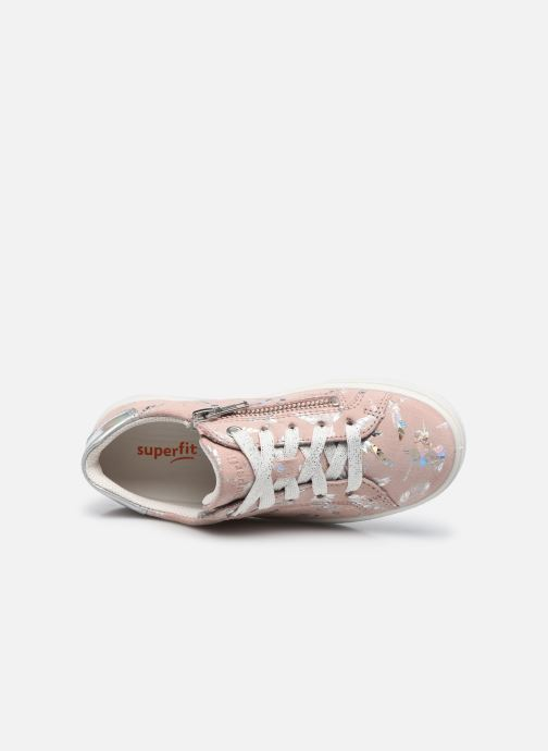 Sneakers Superfit Heaven Rosa immagine sinistra