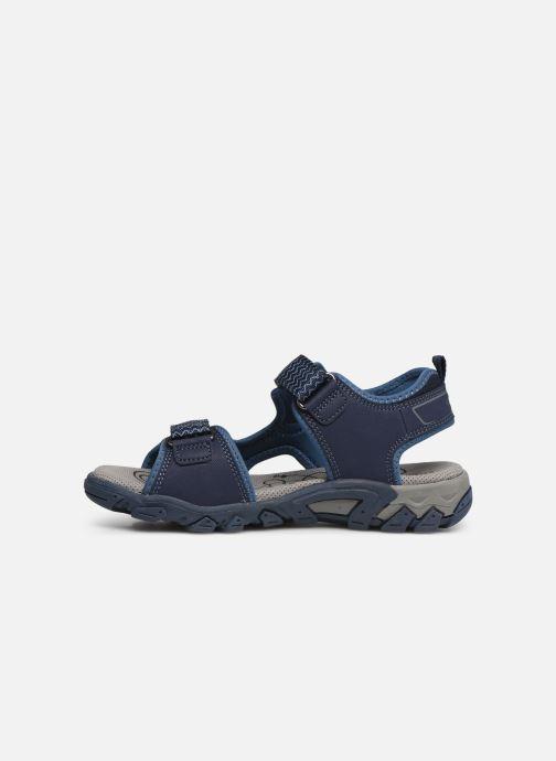 Sandaler Superfit Hike Blå se forfra