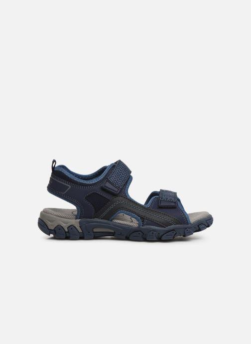 Sandales et nu-pieds Superfit Hike Bleu vue derrière