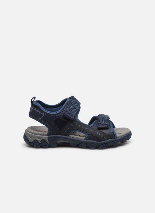 Sandalen Superfit Hike blau ansicht von hinten