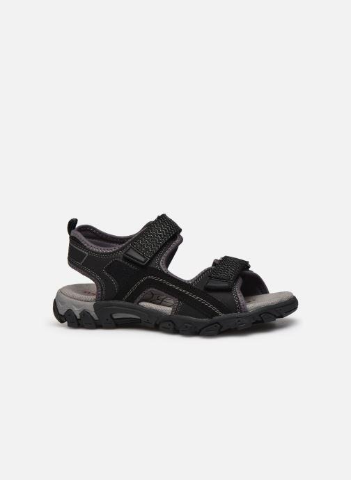Sandales et nu-pieds Superfit Hike Noir vue derrière