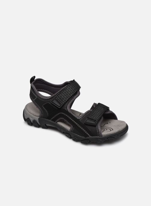 Sandales et nu-pieds Superfit Hike Noir vue détail/paire