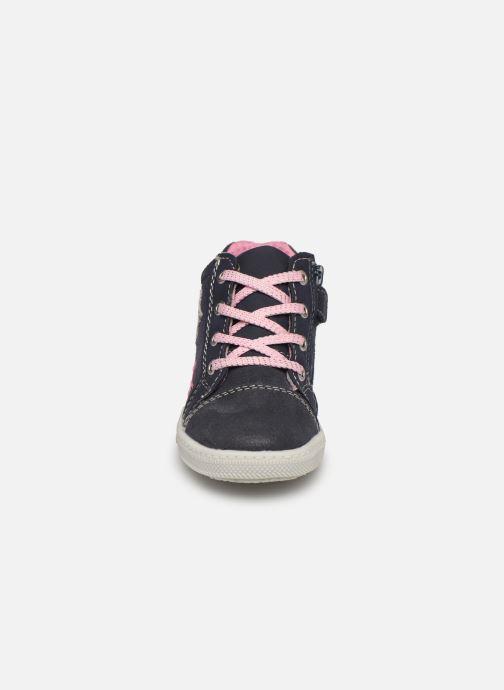 Baskets Lurchi by Salamander Betti Bleu vue portées chaussures