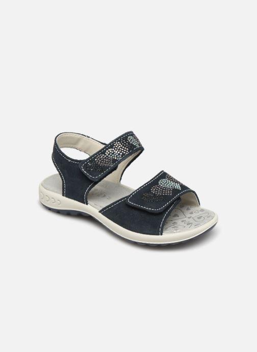 Sandales et nu-pieds Lurchi by Salamander Fermi Bleu vue détail/paire