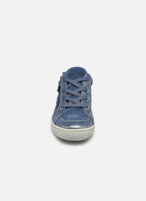 Baskets Lurchi by Salamander Tanea Bleu vue portées chaussures
