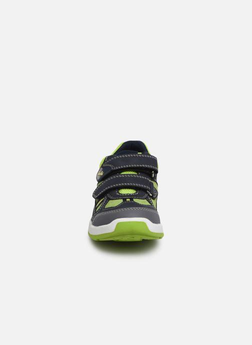 Baskets Lurchi by Salamander Marcus Gris vue portées chaussures