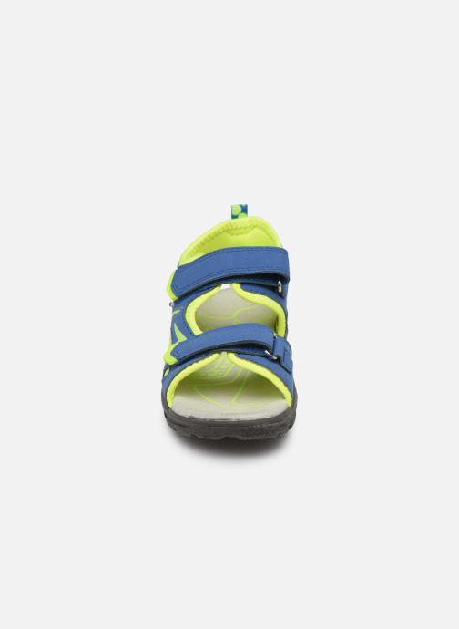 Sandales et nu-pieds Lurchi by Salamander Kuby Bleu vue portées chaussures