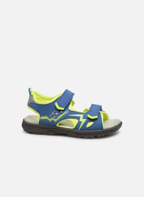 Sandales et nu-pieds Lurchi by Salamander Kuby Bleu vue derrière