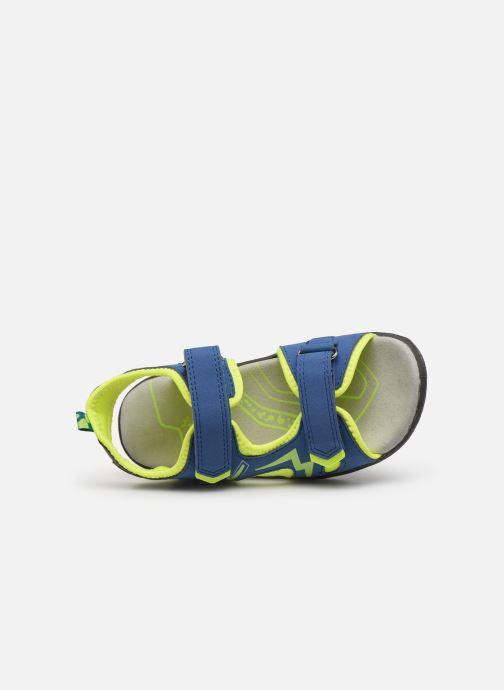 Sandales et nu-pieds Lurchi by Salamander Kuby Bleu vue gauche
