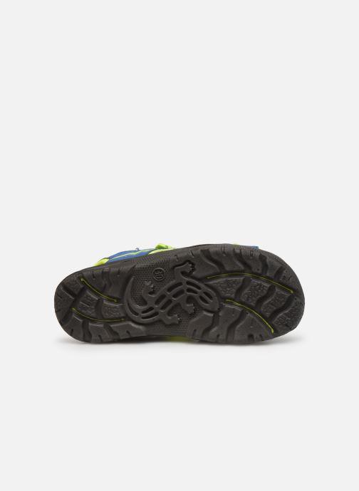 Sandales et nu-pieds Lurchi by Salamander Kuby Bleu vue haut