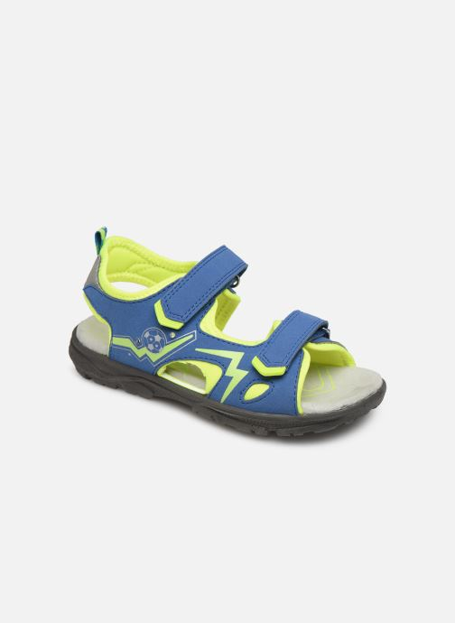 Sandales et nu-pieds Lurchi by Salamander Kuby Bleu vue détail/paire