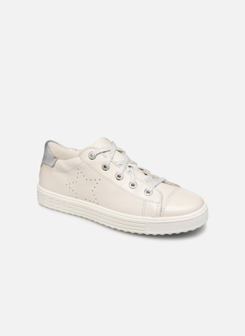 Trainers Lurchi by Salamander Ina White detailed view/ Pair view