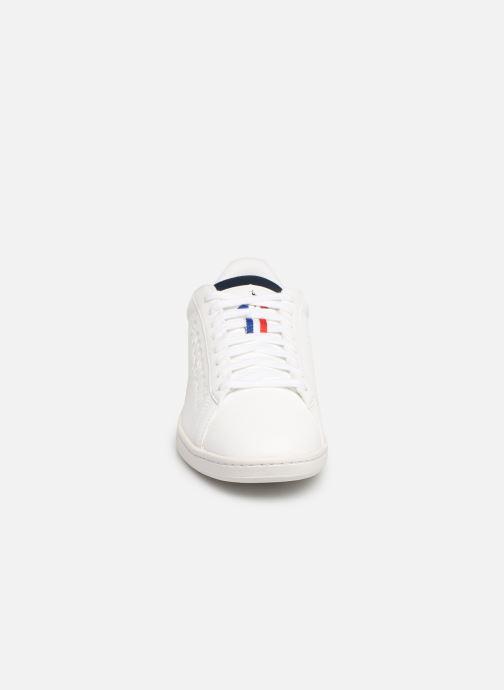 Baskets Le Coq Sportif Courtset S Blanc vue portées chaussures