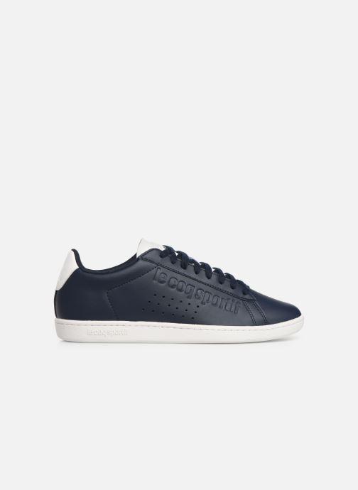 Sneakers Le Coq Sportif Courtset S Blå se bagfra