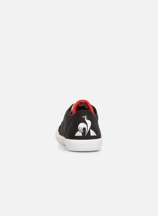 Sneakers Le Coq Sportif Nationale Nero immagine destra