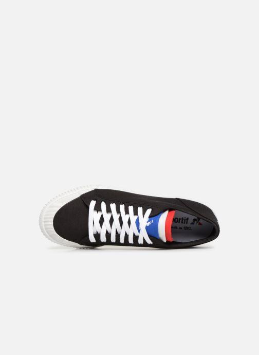 Sneakers Le Coq Sportif Nationale Nero immagine sinistra