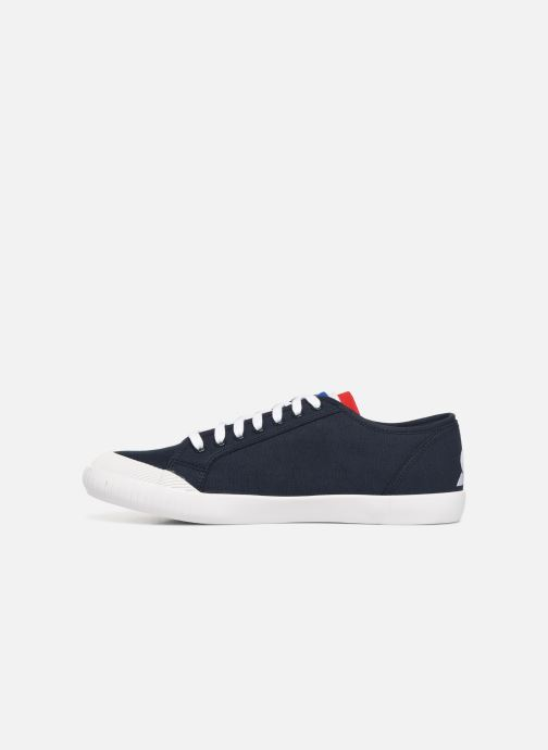 Baskets Le Coq Sportif Nationale Bleu vue face