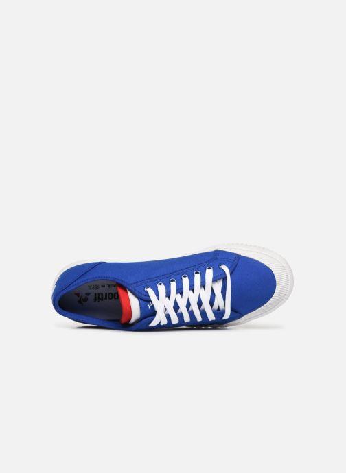 Sneakers Le Coq Sportif Nationale Azzurro immagine sinistra