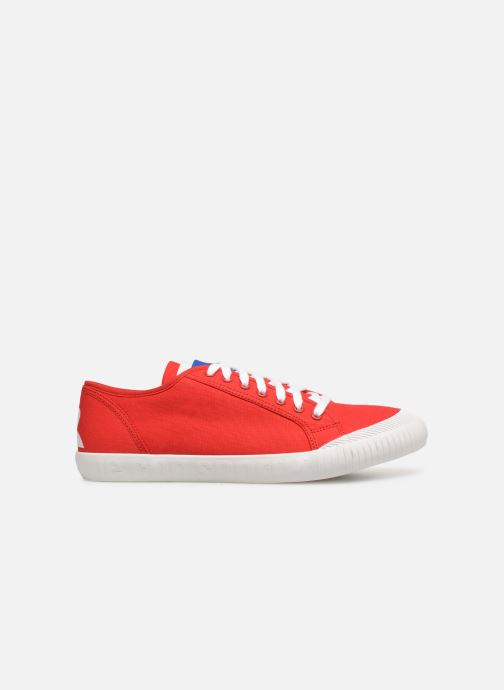 Sneaker Le Coq Sportif Nationale rot ansicht von hinten