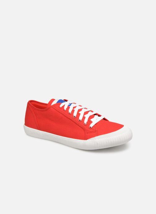 Sneaker Le Coq Sportif Nationale rot detaillierte ansicht/modell