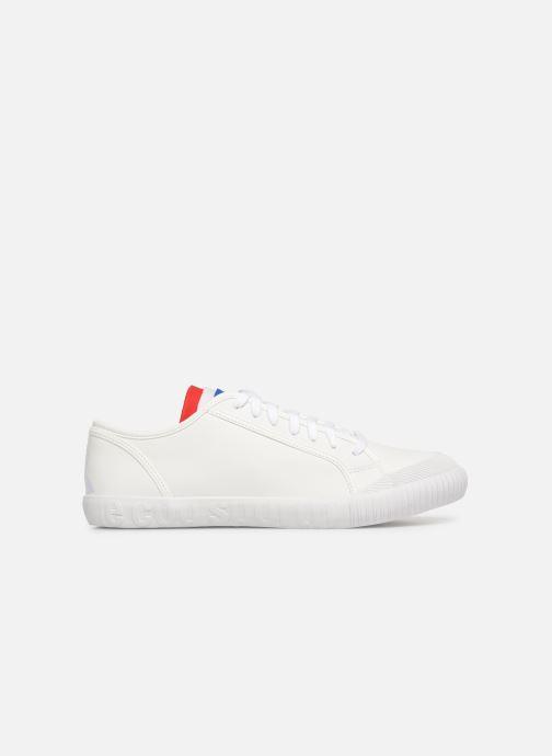 Sneakers Le Coq Sportif Nationale Cuir Bianco immagine posteriore