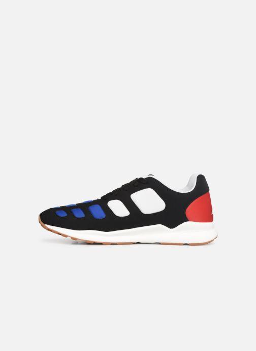 Sneakers Le Coq Sportif Zepp Nero immagine frontale