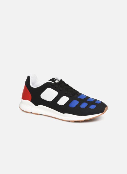Sneakers Le Coq Sportif Zepp Zwart detail