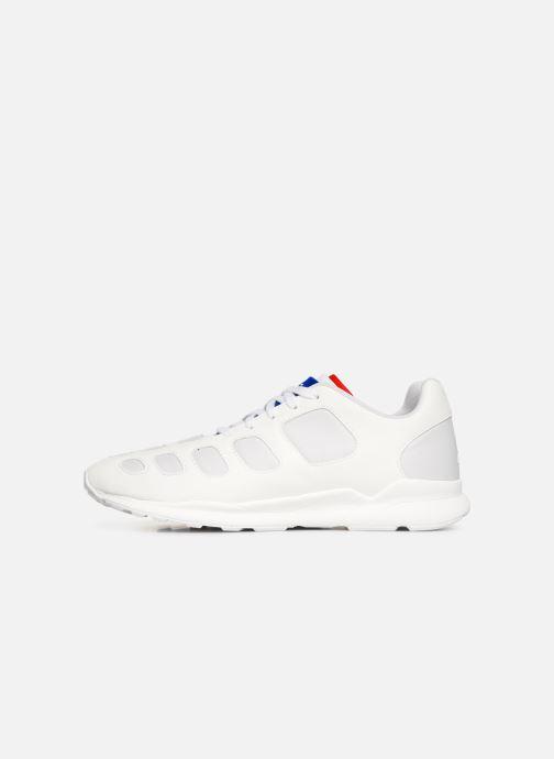 Sneakers Le Coq Sportif Zepp Bianco immagine frontale