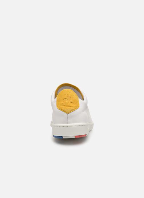 Sneakers Le Coq Sportif Blazon Wit rechts