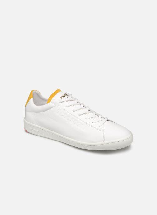 Sneakers Le Coq Sportif Blazon Wit detail