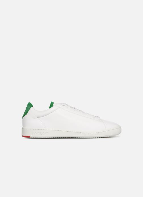 Trainers Le Coq Sportif Blazon White back view
