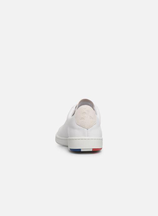 Sneakers Le Coq Sportif Blazon Bianco immagine destra