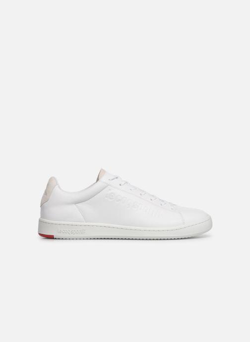 Sneakers Le Coq Sportif Blazon Bianco immagine posteriore