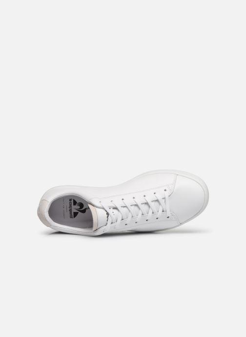 Sneakers Le Coq Sportif Blazon Bianco immagine sinistra