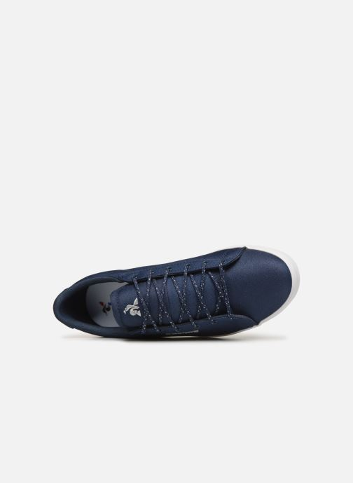 Trainers Le Coq Sportif Agate Blue view from the left