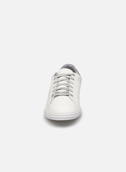 Sneakers Le Coq Sportif Agate Bianco modello indossato