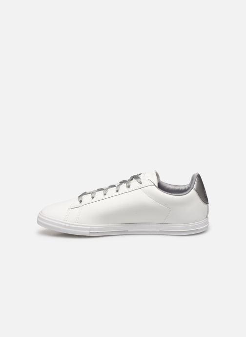 Sneakers Le Coq Sportif Agate Bianco immagine frontale