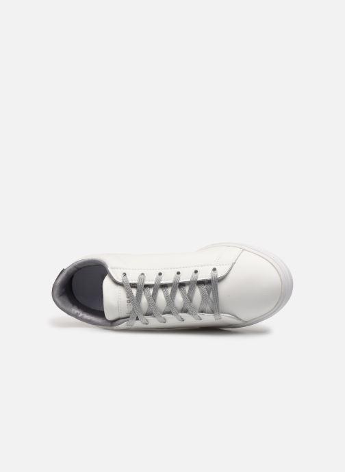 Sneakers Le Coq Sportif Agate Bianco immagine sinistra