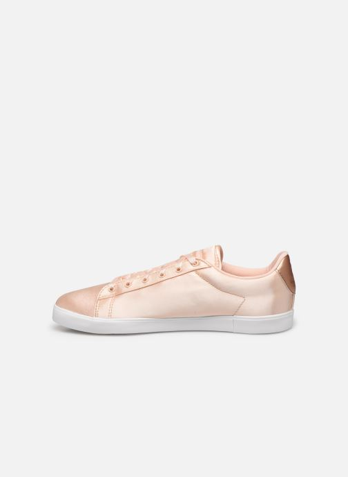 Baskets Le Coq Sportif Agate Rose vue face