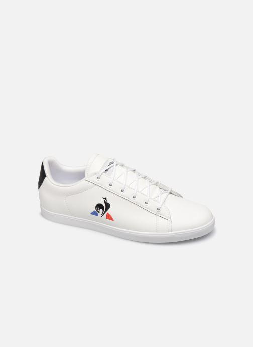 Sneakers Le Coq Sportif Agate Hvid detaljeret billede af skoene
