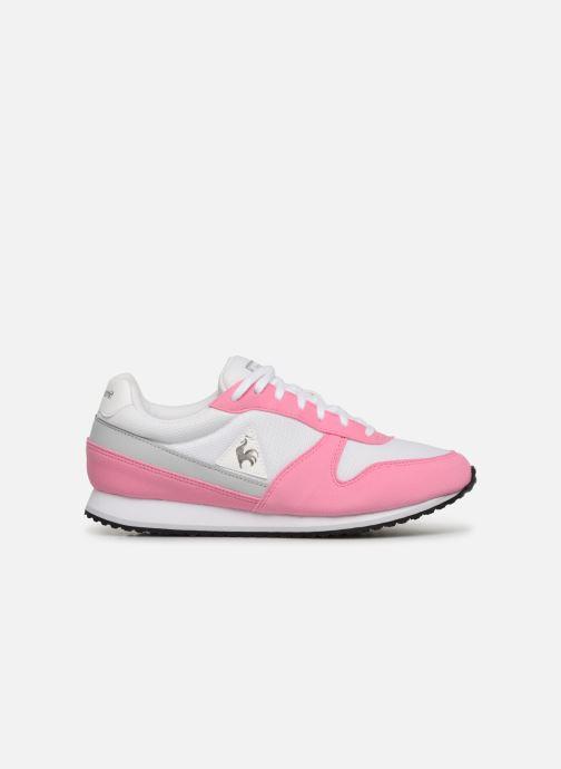 Sneaker Le Coq Sportif Alpha II W rosa ansicht von hinten