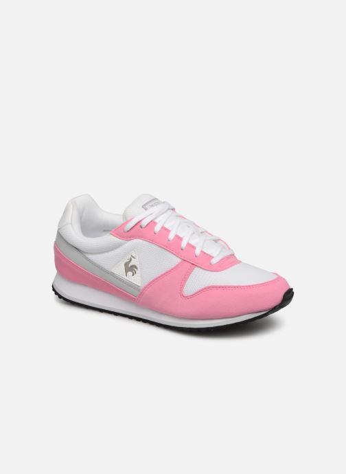 Sneaker Le Coq Sportif Alpha II W rosa detaillierte ansicht/modell