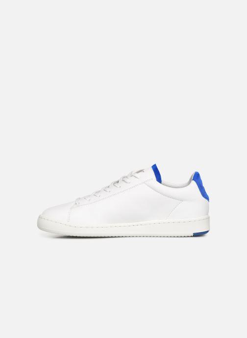 Sneaker Le Coq Sportif Blazon W weiß ansicht von vorne