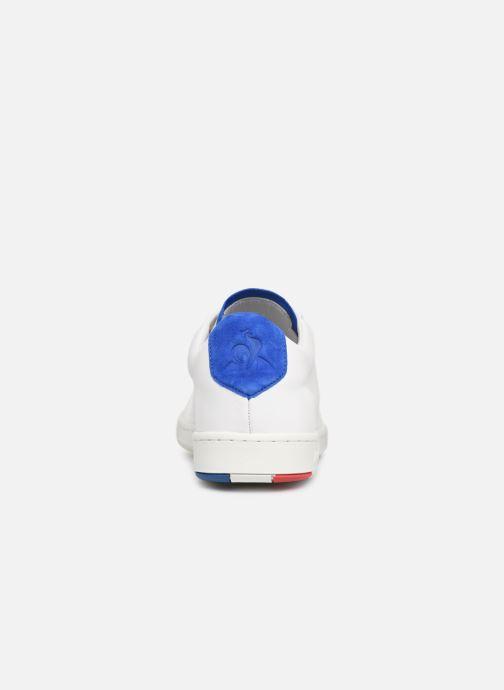 Sneaker Le Coq Sportif Blazon W weiß ansicht von rechts